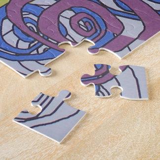 Spirals Jigsaw Puzzle