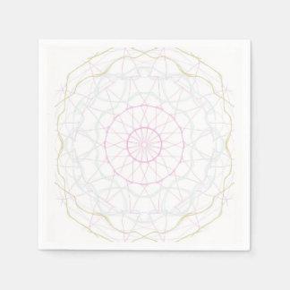 Spirals Paper Napkin