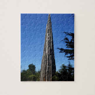 Spire – San Francisco, California #2 Jigsaw Puzzle