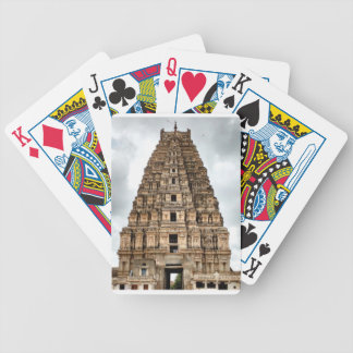 Spire to heaven bicycle playing cards