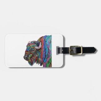 SPIRIT AND COLORS LUGGAGE TAG