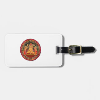 SPIRIT AND HARMONY LUGGAGE TAG