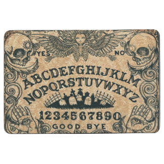 Spirit board floor mat