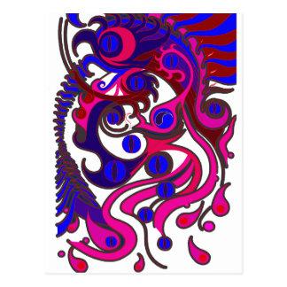 Spirit Dragon Postcard