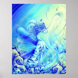 Spirit Dragon Poster