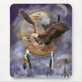 Spirit Eagle Mousepad