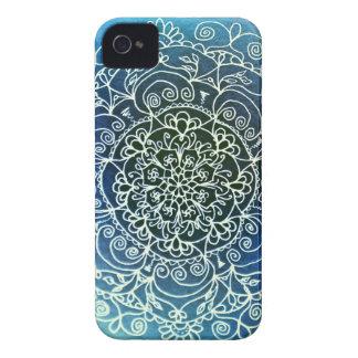 Spirit Garden Mandala iPhone 4 Case-Mate Case