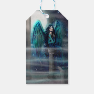 Spirit Guide Angel Fantasy Art Gift Tags Pack Of Gift Tags