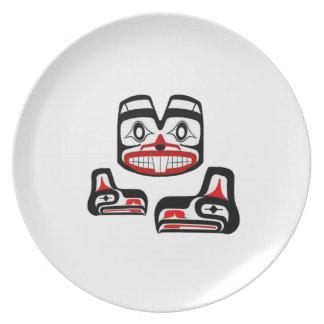 Spirit Guide Dinner Plates