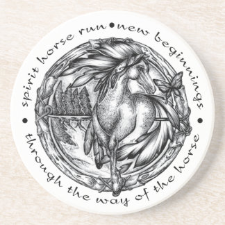 Spirit Horse Run Coaster