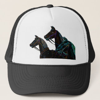 Spirit Horses Trucker Hat