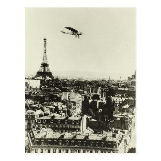 Spirit II Eiffel Tower Paris France Postcard