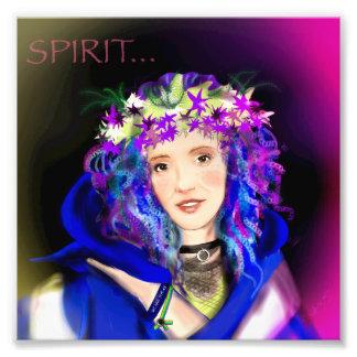 Spirit lassy art photo