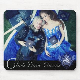 SPIRIT- Mousepad- Chris Dane Owens Mouse Pad