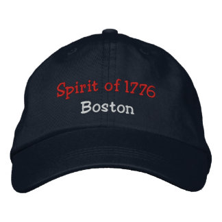 Spirit of 1776 Boston Baseball Cap