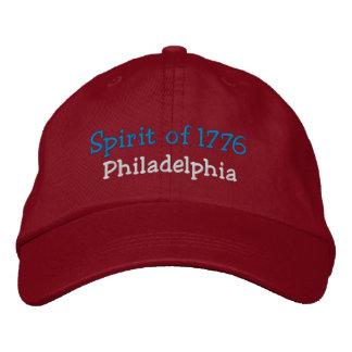 Spirit of 1776 Philadelphia Embroidered Hats