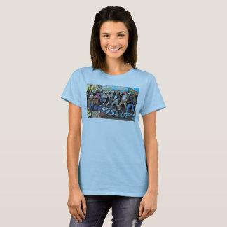 Spirit of '17 Women's Tee Shirt (Blue)