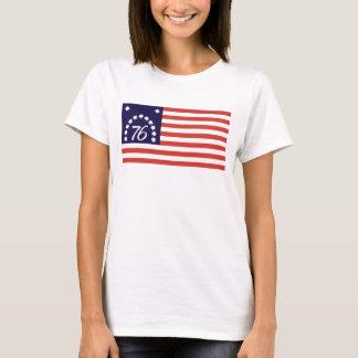 Spirit of 76 - Bennington Flag T-Shirt
