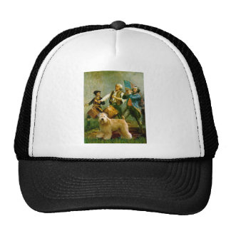 Spirit of 76 - Wheaten Terrier 2B Trucker Hat