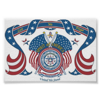 Spirit of America  Poster