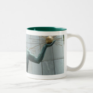 Spirit of Detroit Mug