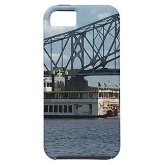 Spirit of Dubuque on Mississippi River iPhone 5 Cover