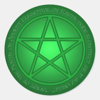 Spirit of Earth Sticker