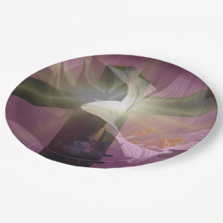 Spirit of Easter 9 Inch Paper Plate