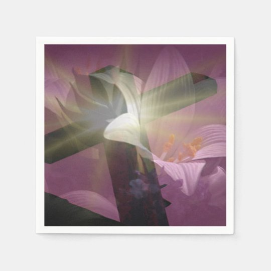 Spirit of Easter Paper Napkins