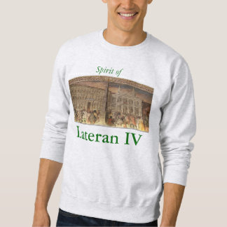 Spirit of Lateran IV shirt