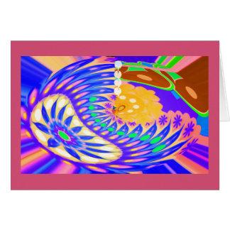 Spirit of Madeira Greeting Card
