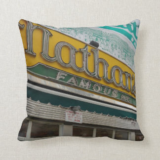 Spirit of NYC (pillow16) Throw Pillow