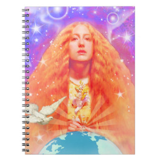 Spirit Of Peace Notebook