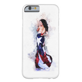Spirit of Puerto Rico Barely There iPhone 6 Case