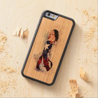 Spirit of Puerto Rico Carved Cherry iPhone 6 Bumper Case