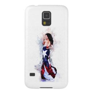 Spirit of Puerto Rico Galaxy S5 Case