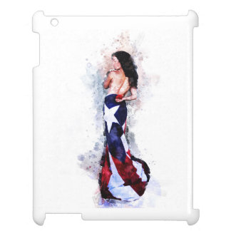 Spirit of Puerto Rico iPad Case
