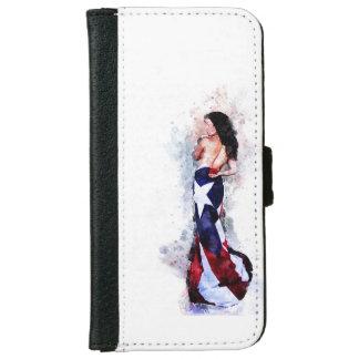 Spirit of Puerto Rico iPhone 6 Wallet Case