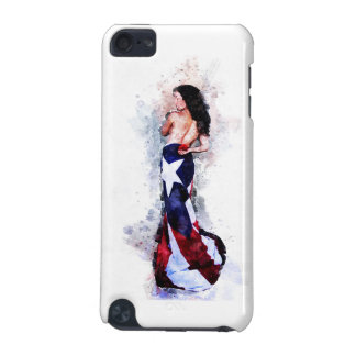 Spirit of Puerto Rico iPod Touch 5G Covers