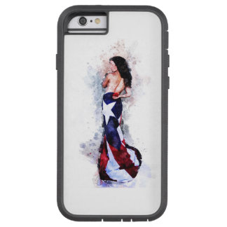 Spirit of Puerto Rico Tough Xtreme iPhone 6 Case