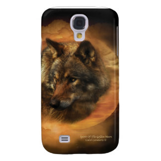 Spirit Of The Golden Moon Art Case for iPhone 3