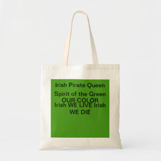 Spirit of the Green Tote Bag