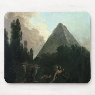Spirit of the Tomb Mouse Pad