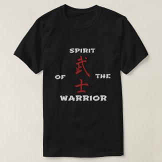 Spirit Of The Warrior T-Shirt