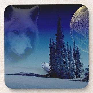 Spirit Of The Woods Coaster