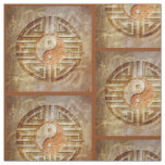Spirit Of Yin & Yang - Yantra Batik + your ideas Fabric