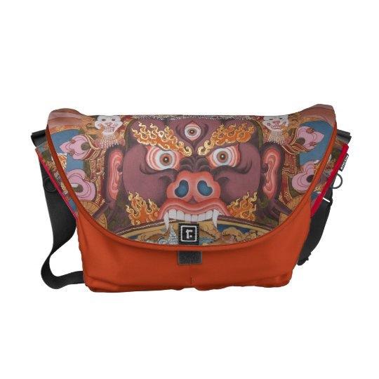 Spirit Passages Wrathful Messenger Bag