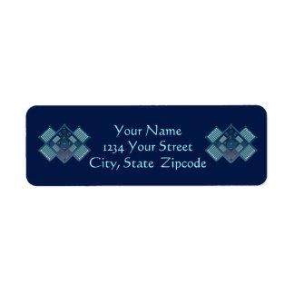 Spirit Quest Return Address Labels