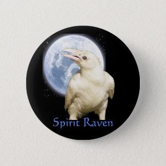"""""""SPIRIT RAVEN"""" Buttons"""