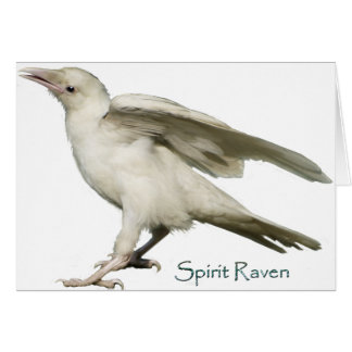Spirit Raven II Series Card